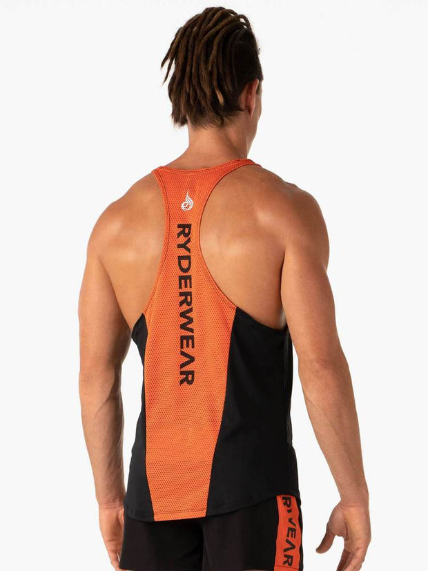 Ryderwear Palm Stringer T-Back - Black