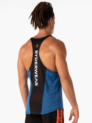 Ryderwear Palm Stringer T-Back - Blue