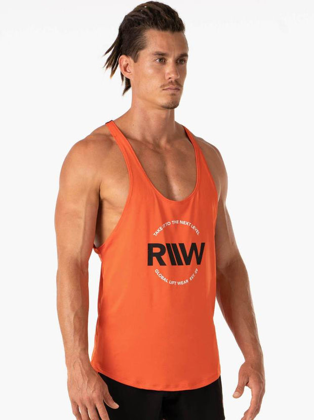 Ryderwear Palm Stringer T-Back - Orange