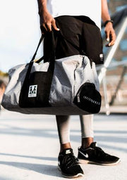 MuscleRich Varsity Courtside Duffel
