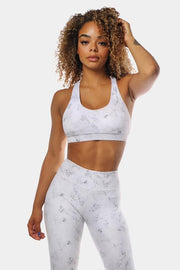 Jed North Allure Sports Bra - Marble
