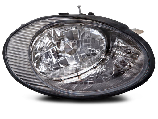 Headlight CAPA Right Passenger Fits 1996 Ford Taurus