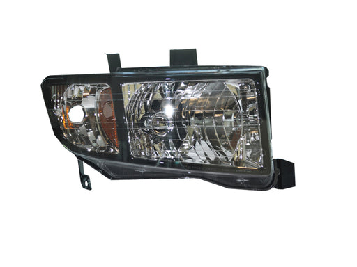 2006-2008 Honda Ridgeline New Passenger Side CAPA Headlight