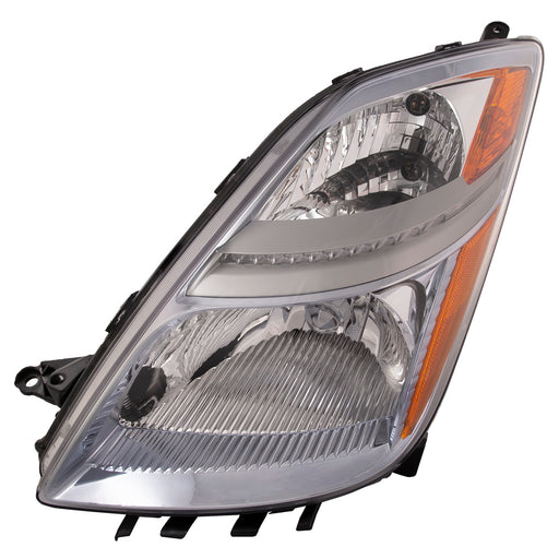 Headlight Halogen Driver Left Fits 2005-2009 Toyota Prius