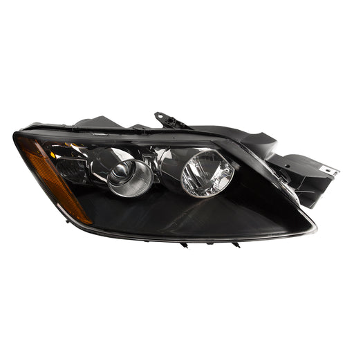 Headlight Halogen Style Right Passenger (Will Not Work Factory HID Option) Fits 2007-2008 Mazda Cx-7