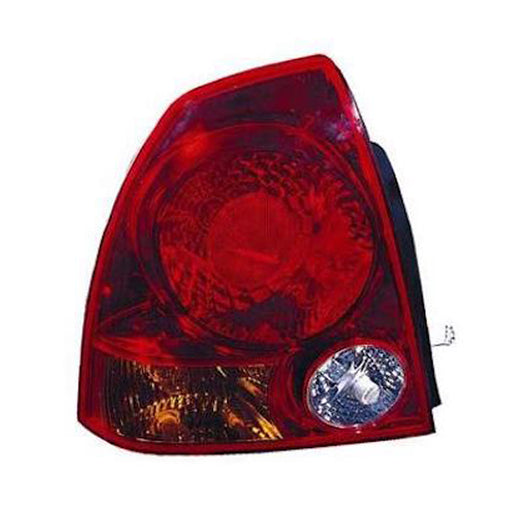 2003-2004 Hyundai Accent Hatchback New OEM Driver Tail Light