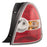 Tail Light Right Passenger Side Replacement Fits Hyundai Accent Hatchback 2007