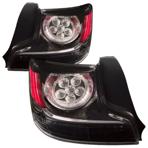 Tail Lights Set Left Driver Right Passenger Pair Assembly Fits 2014-2016 Scion T-C