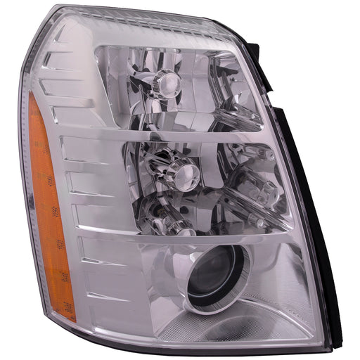 Headlight HID w/Bulb and Ballast (09 2nd Design) Right Passenger Fits 2009-2014 Cadillac Escalade