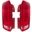 Tail Light Pair Left Right Set Assembly Fits 2010-2016 Cadillac SRX