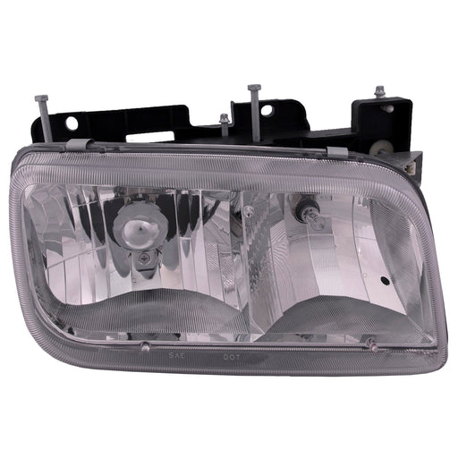 Headlight Halogen Right Passenger Side Fits 1999-2000 Cadillac Escalade/ 1992-2000 GMC Yukon Denali