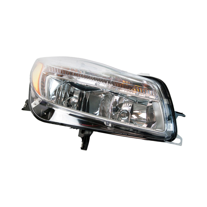 2011-2014 Buick Regal Headlight Right Passenger Side Halogen Headlamp Assembly