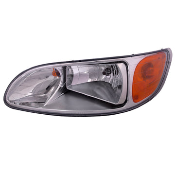 2005-2015 Peterbilt 3-25/30/35/37/40/48/82/84/86/87 Driver Side Left Headlight Headlamp New