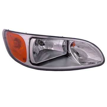 2005-2015 Peterbilt 3-25/30/35/37/40/48/82/84/86/87 Passenger Side Headlight Headlamp New