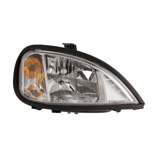 Headlights Halogen Right Passenger Side Assembly Fits 2004-2011 Freightliner Columbia (Built After 04/2004)
