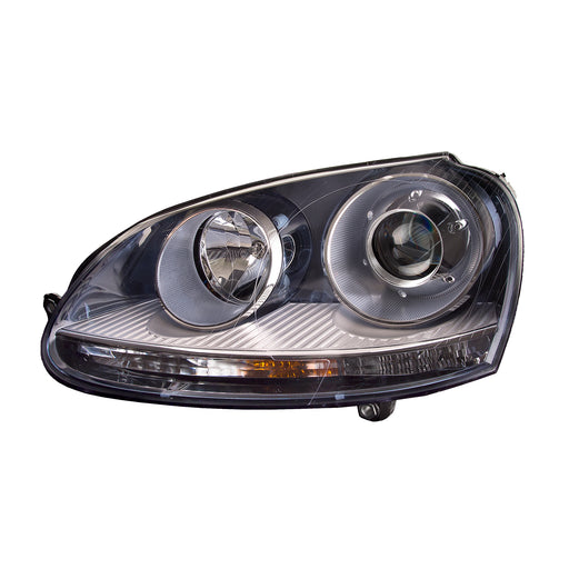 2005-2010 Volkswagen GTI Golf Jetta/ 06-10 Rabbit HID Driver Left Headlight Assembly