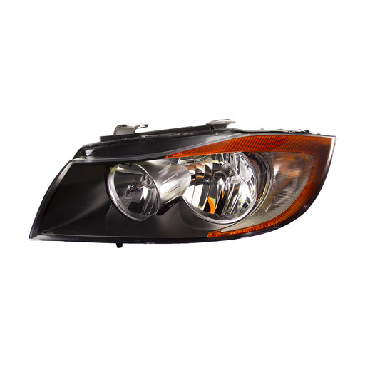2006-2008 BMW 3 Series Sedan Wagon E90/E91 Halogen Driver Side Headlight