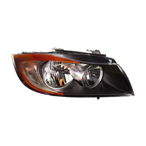 2006-2008 BMW 3 Series Sedan Wagon E90/E91 Halogen Passenger Side Headlight