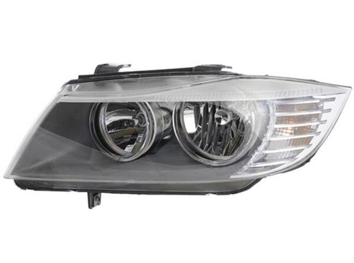 Headlight Halogen Left Driver Fits BMW 3 Series E90 09-11 4D/Wagon /E92 09-12