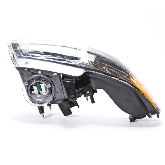 2000 Chrysler Town & Country/Plymouth Voyager/Dodge Caravan Headlights Set Pair