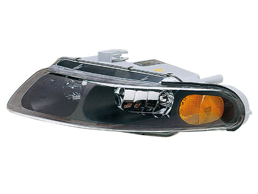1997-2000 Dodge Avenger Coupe New Driver Side Halogen Headlight
