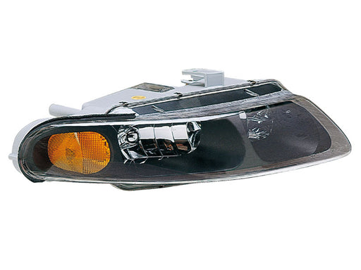 1997-2000 Dodge Avenger 2-Door Coupe New Passenger Side Headlight