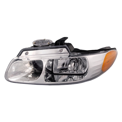 1996-1999 Caravan/Town&Country/Voyager w/Quad New Headlight Driver Left Headlamp Assembly