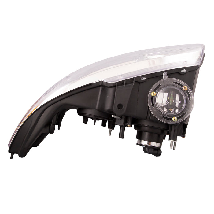 Headlight Passenger Right Assembly Fits 1996-1999 Caravan/Town&Country/Voyager w/Quad