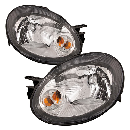 2003-2005 Dodge Neon New Headlights Set