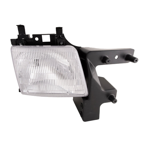 Headlight Right Passenger Side Assembly Fits 1998-2003 Dodge Ram 1500 Van, 2500 Van, 3500 Van F/S 99-03