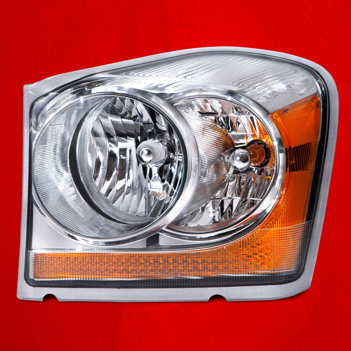 2004-2005 Dodge Durango Driver Side Headlight