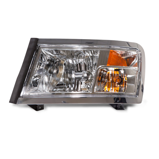 2008-2011 Dodge Ram Dakota Driver Side Chrome Headlight