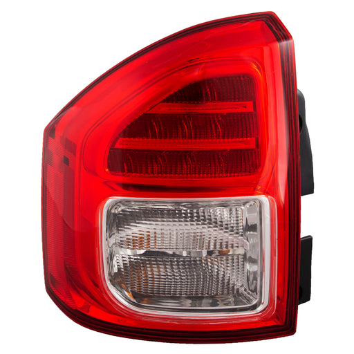 Tail Light Left Driver For 2011-2013 Jeep Compass