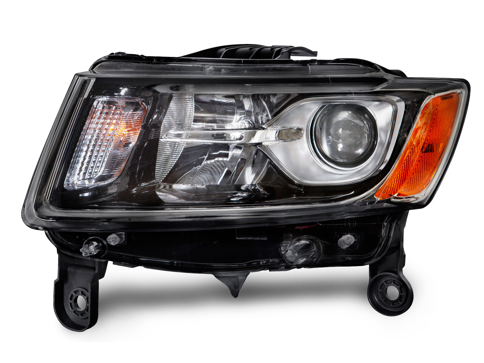Headlight Left Driver Side Assembly Replacement for Jeep Grand Cherokee 2014-2016