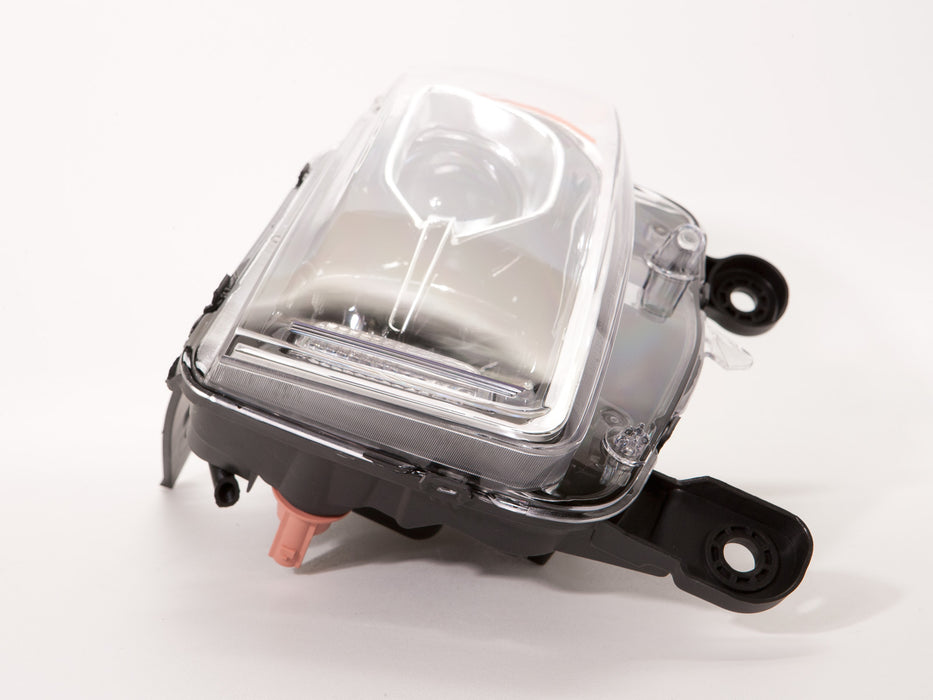 Headlight Right Passenger Assembly Fits Jeep Grand Cherokee 2014-2016