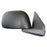 Dodge Ram 1500 Ram 2500 Ram 3500 Right Passenger Side Door Mirror