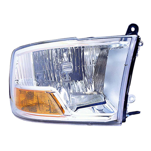 2009-2012 Ram 1500 Right Hand Passenger Side Headlight NSF Certified