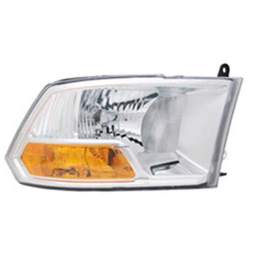 2009-2012 Ram 1500 Right Hand Passenger Side Headlight Value Line