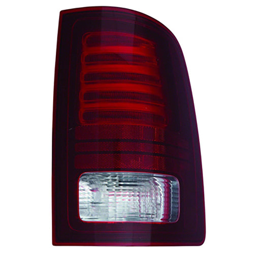 Tail Light LED Black Right Passenger NSF Certified Fits 2013-2016 Ram 1500/ 2014-2018 2500 3500 Sport and R/T