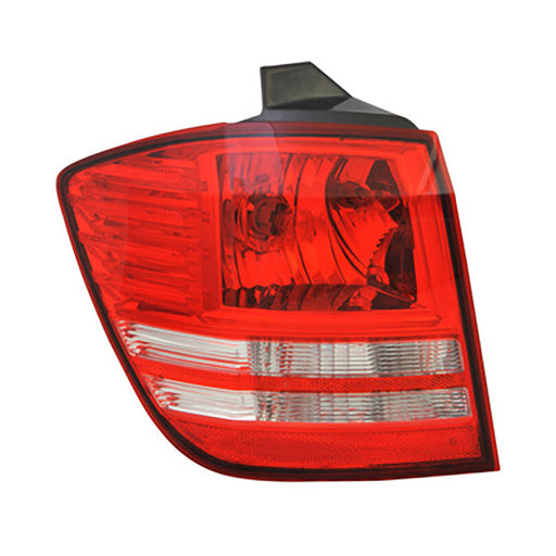 10-18 Dodge Journey Left Driver Side Outer Tail Light NSF Certified