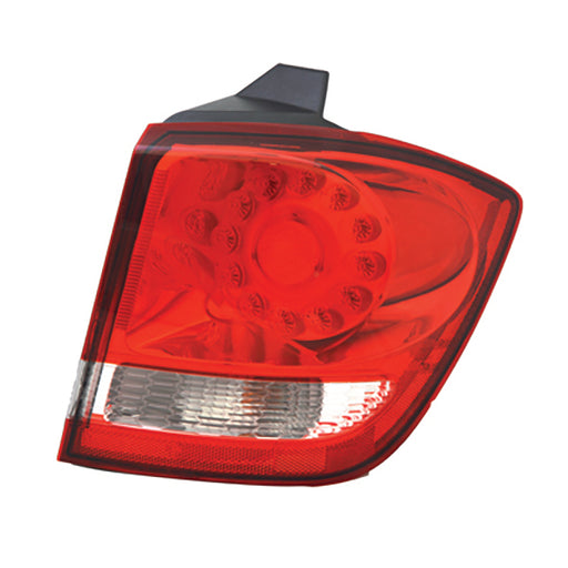 09-18 Dodge Journey Right Passenger Side Outer Led Tail Light NSF Certified