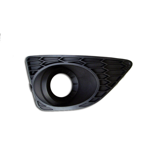 10-12 Ford Fusion Passenger Side Fog Light Hole Insert For Sel Models And All Hybrids [Like Oem It Will Not Include Trim Molding Bezel]