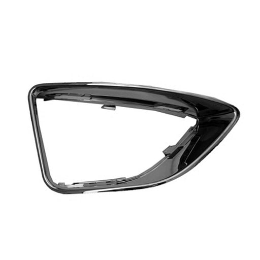 10-12 Ford Fusion Passenger Side Fog Light Trim Ring Chrome Sel Models