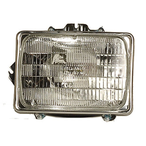 Driver Side Sealed Beam Headlight For Ford Econoline and F-450 F-550 Superduty