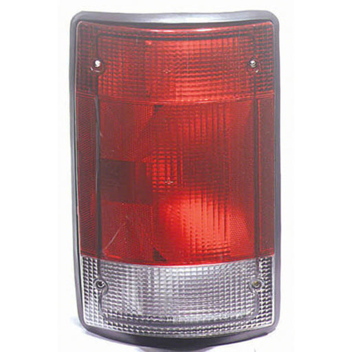 Ford E-150 E-250 E-350 Econoline Excursion Super Club Duty Left Driver Side Tail Light