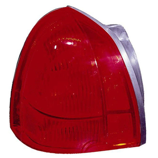 03-05 Lincoln Town Car Left Driver Side Tail Light