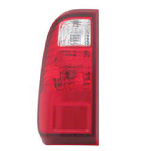 08-16 Ford F-250 F-350 Super Duty Left Driver Side Tail Light