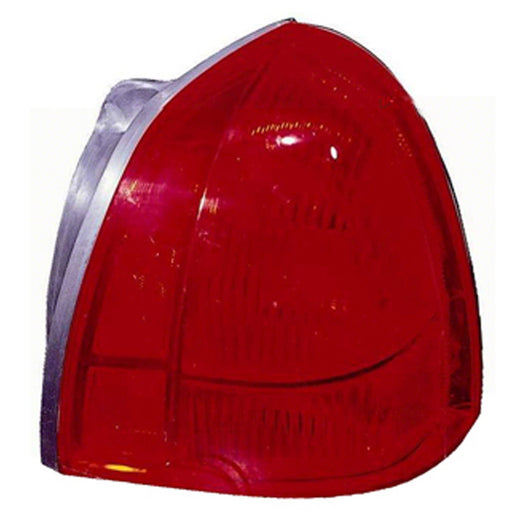 03-05 Lincoln Town Car Right Passenger Side Tail Light