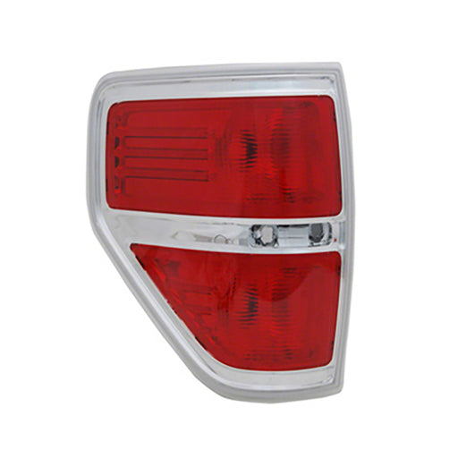 09-14 Ford F-150 Styleside Models Left Driver Side Tail Light NSF Certified