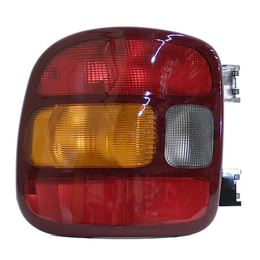 99-03 Chevrolet GMC Silverado Sierra 1500 Stepside Left Driver Side Tail Light